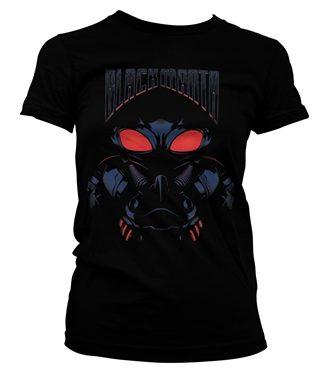 Aquaman - Black Manta Girly Tee