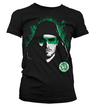 Arrow - Viridi Sagitta Girly T-Shirt