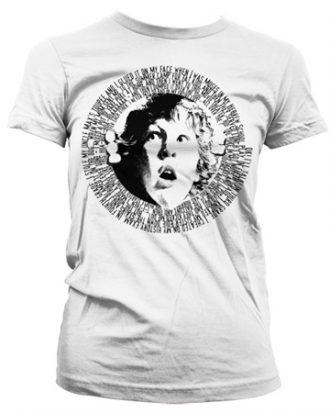 Chunk Spiral Girly T-Shirt