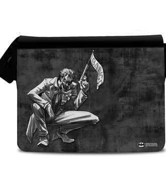 Batman - Joker Bang Messenger Bag