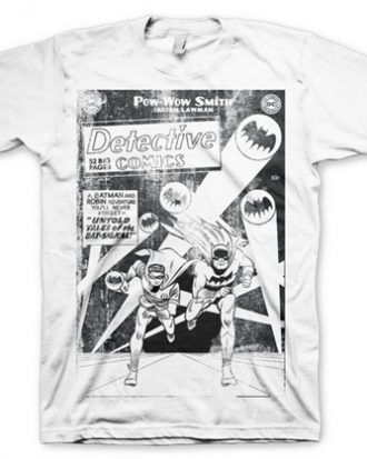 Batman - Detective Comics Distressed T-Shirt