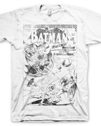 Batman - Umbrella Army Distressed T-Shirt