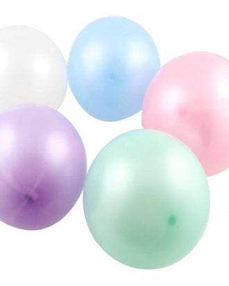 Ballonger - Pastell (10-pack)
