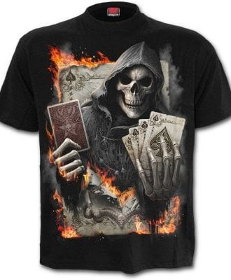 Ace Reaper t-shirt herr (XXL)