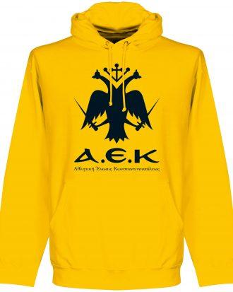 AEK Athens Huvtröja Emblem Gul S