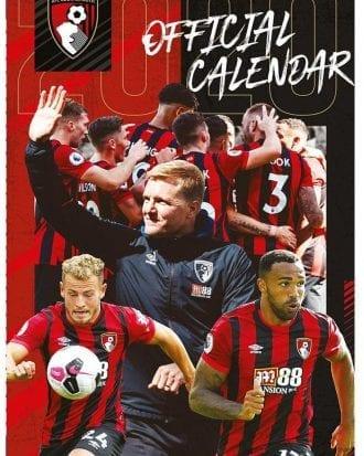 AFC Bournemouth Kalender 2020