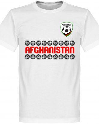 Afghanistan T-shirt Team Vit XS