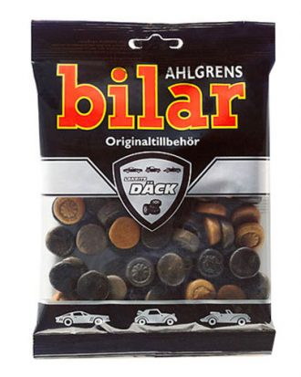 Ahlgrens Däck - 110 gram