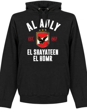 Al-Ahly Huvtröja Al Ahly Established Svart S