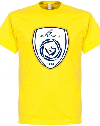 Al Nasr T-shirt Gul S