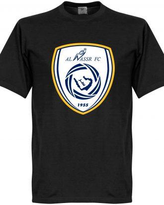 Al Nasr T-shirt Svart XS