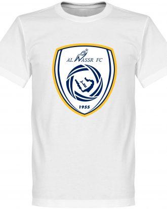 Al Nasr T-shirt Vit XS