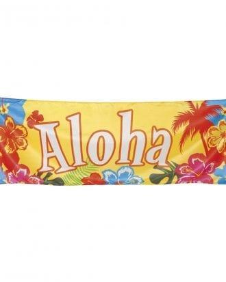 Banderoll Aloha