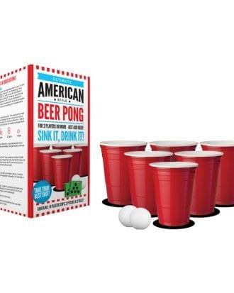 American Beer Pong Kit