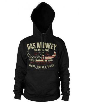 American Viking Gas Monkey Garage hoodie (S)