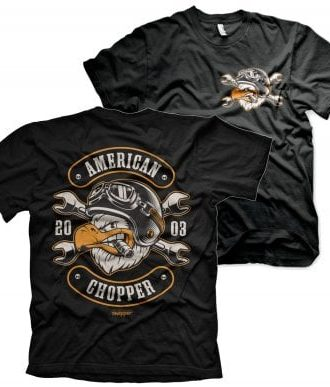 American Chopper - Cigar Eagle T-Shirt (S