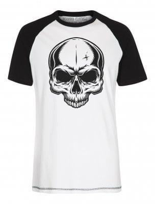 Anatomy baseball T-shirt (S)