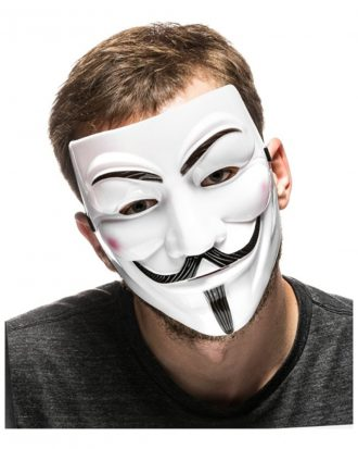 Anonymous Mask - One size