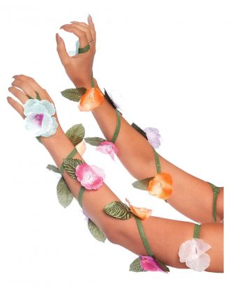 Arm Wraps Blommor Deluxe - One size