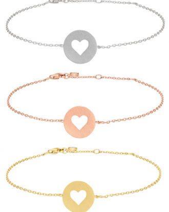 Armband Valentine - Nordahl Jewellery (Silver)