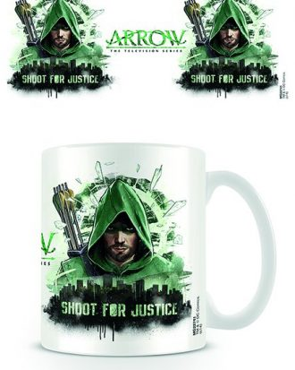 Arrow Mugg Shoot For Justice