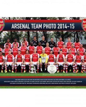 Arsenal Affisch Squad 52