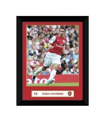 Arsenal bild Van Persie 20 x 15