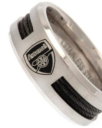 Arsenal Black Ring Large CR