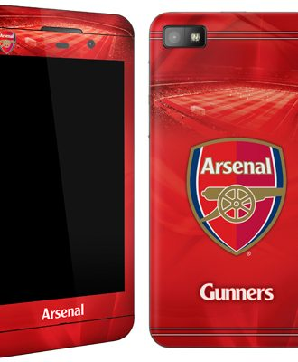 Arsenal Dekal BlackBerry Z10