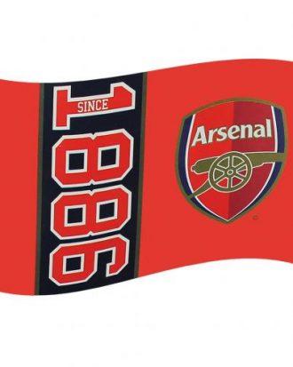 Arsenal Flagga Since