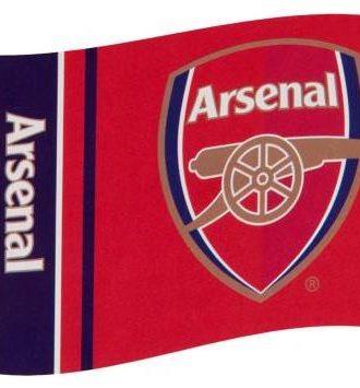 Arsenal Flagga Wordmark