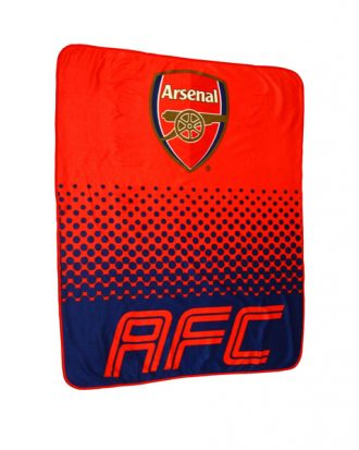 Arsenal Fleecefilt Fade