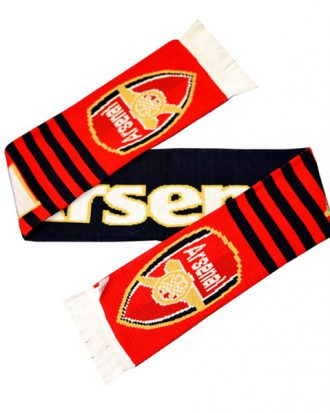 Arsenal Halsduk Stripes