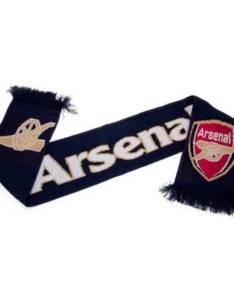 Arsenal Halsduk Team Mörkblå