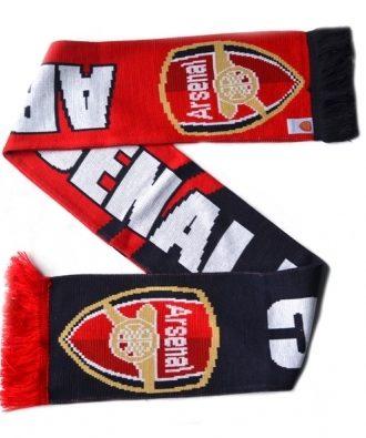 Arsenal Halsduk Team Mörkblå/Röd