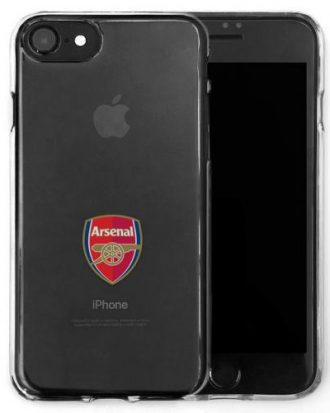 Arsenal Iphone 7 Skal Hårt TPU