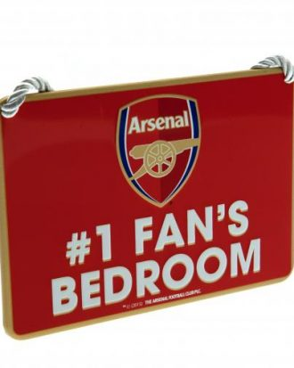 Arsenal Metallskylt No1 Fan