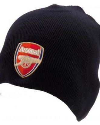Arsenal Mössa Deluxe Mörkblå