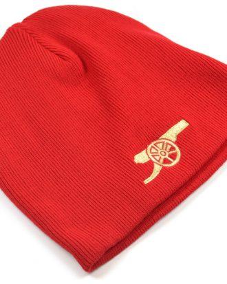 Arsenal Mössa Golden Cannon Röd