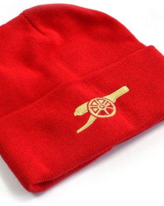 Arsenal Mössa TU Core Cannon Röd