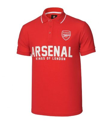 Arsenal Piké Kings of London Röd S