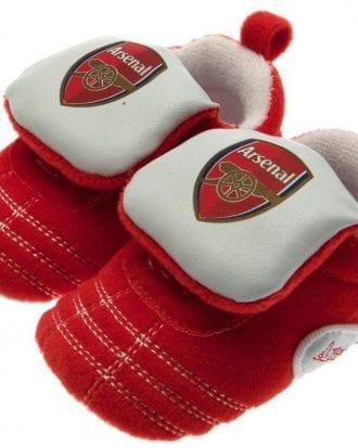 Arsenal Sko Baby Crib 9-12 mån