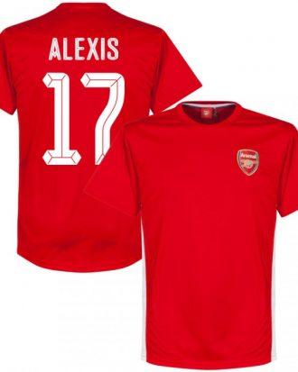 Arsenal Sporttröja Alexis 17 Fan Style S