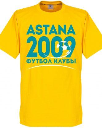 Astana T-shirt 2009 Team Gul XS