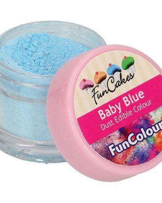 Ätbar Pulverfärg Baby Blue