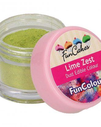 Ätbar Pulverfärg Lime Zest
