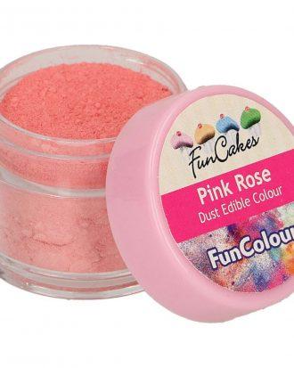 Ätbar Pulverfärg Pink Rose