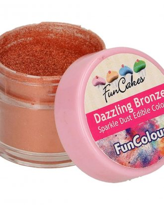 Ätbart Glitter Dazzling Bronze