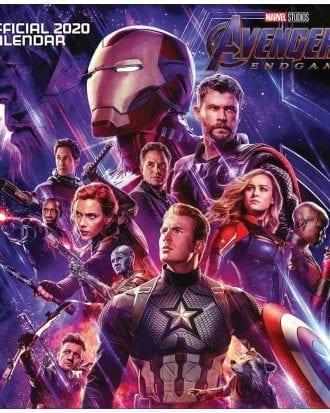 Avengers End Game Kalender 2020