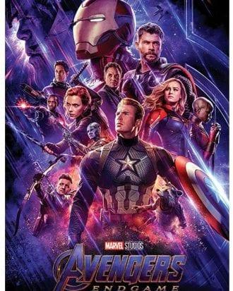 Avengers Endgame Affisch Journeys End 231